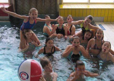 Schwimmtage der 1. Klassen