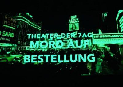 Theater: Mord auf Bestellung