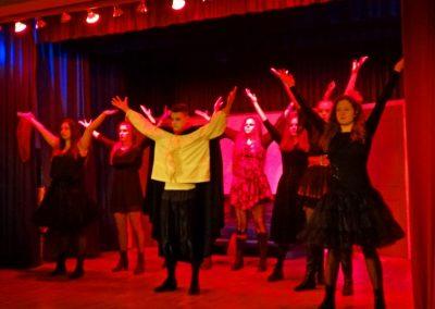 Theater 2017 – Blut und Liebe